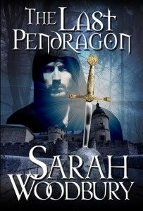 New cover for The Last Pendragon--a paranormal romance set in Dark Age Wales!