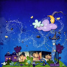 """Created with  """"Land of Dreams"""" by Red Ivy Design"""