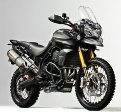 52 best Triumph Tiger 800 XC images on Pinterest | Triumph tiger 800 ...