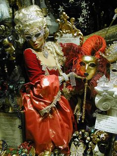 Window shop, Venice Copyright: Jeremi Grodzisk