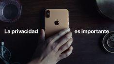 Privacidad en el iPhone – Vida privada, de Apple España, abril 2019