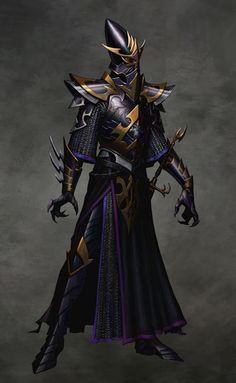 Blackguard- Warhammer concept art