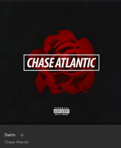 Swim By Chase Atlantic Cool Album Covers, Music Album Covers, Music Albums, Music Wall, Aesthetic Stickers, Print Pictures, Wall Prints, Alternative, Bands