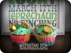 totally making this for St. Pats!