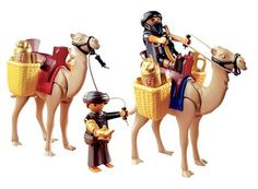 $17.99 Playmobil Tomb Raiders with Camels  From PLAYMOBIL®   Get it here: http://astore.amazon.com/toys4kids09-20/detail/B0014BLQAW/181-4151465-7097904