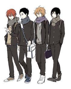 Shinano, Atsushi, Gotou and Yagen Toushirou Fantasy Character Design, Character Inspiration, Character Art, Anime Chibi, Manga Anime, Anime Art, Happy Tree Friends, Guerra Ninja, Vocaloid