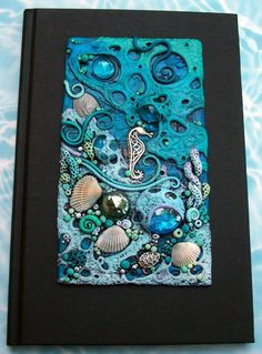 Coral Sea Journal Cover by MandarinMoon on deviantART