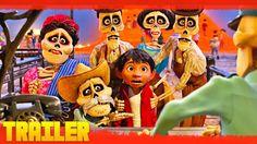 Coco (2017) Disney Nuevo Tráiler Oficial #3 Español Latino