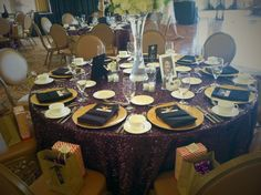 Oscar Theme 60th Birthday Party for one of the members at the Country Club I work at.