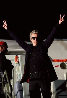 15 year old Peter Capaldi loved Doctor Who! In a Glasgow-based Capaldi penned the Radio Times to congratulate them on an 'excellent' feature they published on Doctor Who. 40 years later, he himself made the Doctor excellent! Doctor Who Season 9, Doctor Who Series 9, Doctor Who 12, 12th Doctor, Twelfth Doctor, First Doctor, Doctor Who Facts, Doctor Who Quotes, Doctor Who Wallpaper