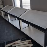 Wood Creations, Ping Pong Table, Dining Bench, Creative, Furniture, Home Decor, Decoration Home, Table Bench, Room Decor