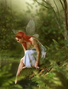 Ava - the fairy goddess by ~theancientsoul on deviantART