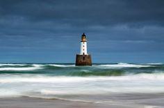 Rattray Head Lighthouse, near Peterhead, Scotland [Martin Steele] Classroom Management Primary, Uk Landscapes, Scotland Landscape, Landscape Photographers, Willis Tower, Britain, Gallery, Building, Nature