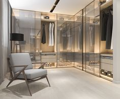 Check our latest custom closet installations in Far Rockaway, Manhhatan & New York. Walk In Closet Design, Bedroom Closet Design, Master Bedroom Closet, Bedroom Wardrobe, Wardrobe Design, Closet Designs, Home Decor Bedroom, Walking Closet, Modern Closet