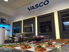 Kookdemo bij Vaco in Kalmthout. Lekker!