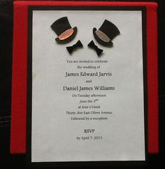find this pin and more on wedding ideas same sex wedding invitation