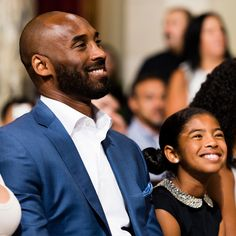 """I will ask you the same question posed to Kobe Bryant in London: """"Have you ever invited Jesus Christ to come into your life as your Lord and Savior? Natalia Bryant, Vanessa Bryant, Kobe Bryant Family, Kobe Bryant Nba, Celebrity Kids, Celebrity Photos, Basketball History, Black Mamba, Daddys Girl"""