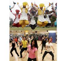 New Exercise Trend: Masala Bhangra - www.fitsugar.com