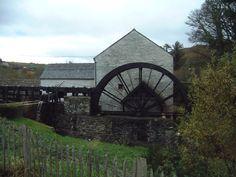 Newmills Corn & Flax seed Mill
