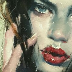 Tousted Hair by Malcolm Liepke                                                                                                                                                                                 More