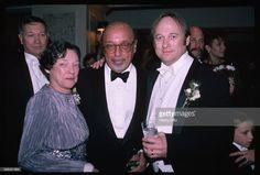 Stephen Stills with his mother and Ahmet Ertegun