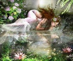 Celtic Mythology - The Goddess Aine