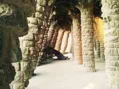 Park Güell, Barcelona (Laura Ladrón de Guevara, 2013)
