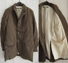 Paul Harnden: Paul Harnden jacket / purchase Actual / natural system brand home delivery purchase specialty shop drop [drop]