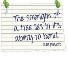Zen... Zen Sayings, Zen Quotes, Nice Quotes, Inspiring Quotes, Art Of Living, Quote Posters, Quotes About Strength, Altar, Proverbs