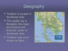 Image Result For Fulbright Hays Thailand. More Information. More  Information. Physical Map Of Malaysia