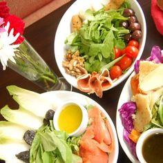 Colorful Salads - Ensaladas Coloridas