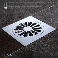 HPB Brass Bathroom Sewer Filter Deodorization Water Outlet Shower Floor Drain banheiro salle de bain HP7902