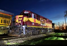 RailPictures.Net Photo: WC 7525 Wisconsin Central EMD SD45 at Union, Illinois by Nick Hart