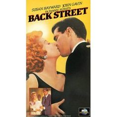 Susan Hayward and John Gavin in this doomed love story. My absolute favorite tearjerker of all time! Old Movies, Great Movies, Awesome Movies, See Movie, Movie Tv, 60s Films, John Gavin, Susan Hayward, Vhs