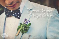 El traje de novio y el tipo de boda. En este videoblog te cuento la estrecha relación que existe entre el traje de novio y el tipo de boda.
