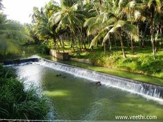 Green Lake in Nagercoil