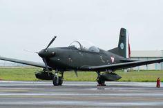 Pilatus PC-7 Fuerza Aerea Mexicana