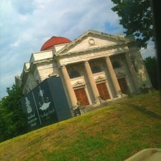 A pretty church in East Nashville