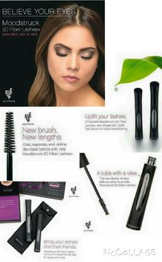 The New Enhanced 3D Fiber Lash Mascara plus