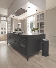 Chez Cédric et Emilie | MilK decoration - Vipp kitchen