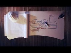 UpWrite: The First Height-Adjustable Whiteboard Desk - YouTube