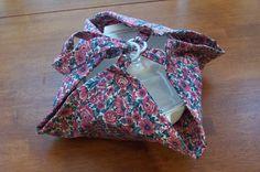 Floral Fabric Casserole Carrier