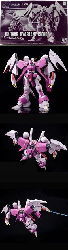 Gundam 16513: Gundam 1 144 Hguc Twilight Axis Byarlant Isolde Model Kit Exclusive In Stock Usa -> BUY IT NOW ONLY: $84.99 on eBay!