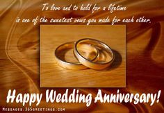 Happy anniversary message to husband words of wisdom pinterest
