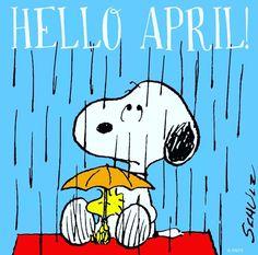 Aprils showers, bring Mays flowers..