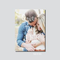 Save the Date - Printable | Customizable