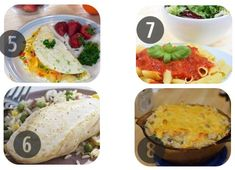 25 Cheap and Easy Meals for College Students 5-8