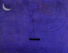 Bañista, Joan Miró (1893-1983)