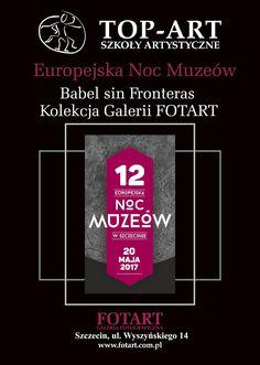 European night of museums 2017 FOTART Gallery - Szczecin/ Poland