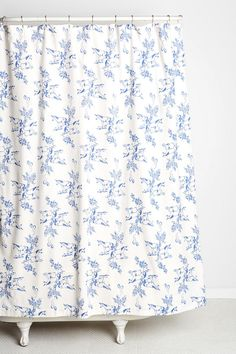 Plum & Bow Unicorn Shower Curtain